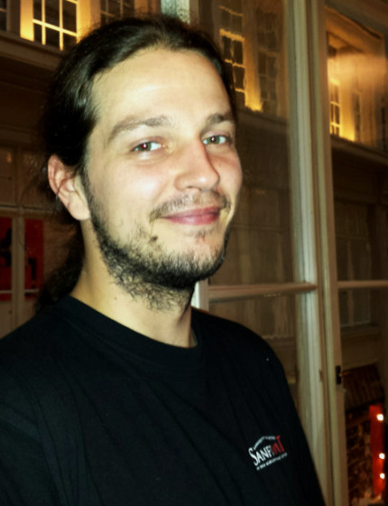 Ein echt guter Typ, unser David. Foto: Ingolf Serwuschok
