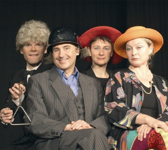 Foto: Kabarett Leipziger Funzel